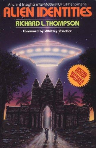 9780963530943: Alien Identities : Ancient Insights into Modern UFO Phenomena