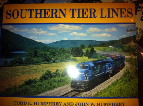 9780963531902: Southern Tier Lines