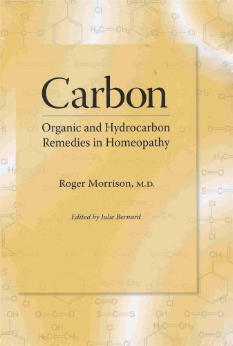 9780963536846: Carbon by Roger Morrison, M.D. (2006) Hardcover