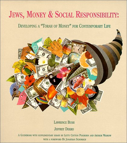 9780963568410: Jews, Money and Social Responsibility: Developing a
