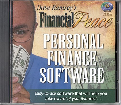 Financial Peace Personal Finance Software: Ramsey, Dave