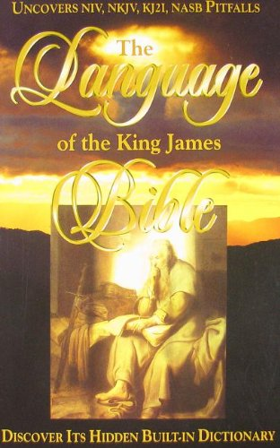 9780963584519: The Language of the King James Bible