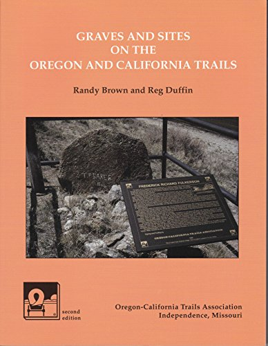 Graves and Sites on the Oregon and California Trails