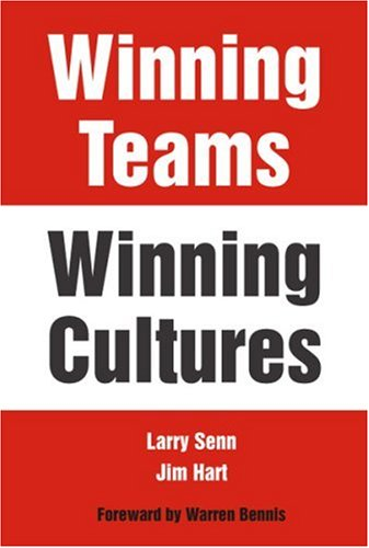 9780963601841: Winning Teams-Winning Cultures: 1