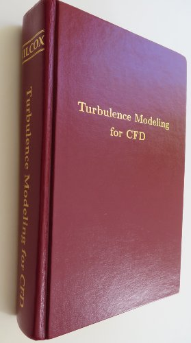 9780963605108: Turbulence Modeling for Cfd/Book and Disk
