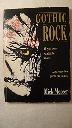 9780963619310: Gothic Rock