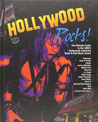 9780963619341: Hollywood Rocks