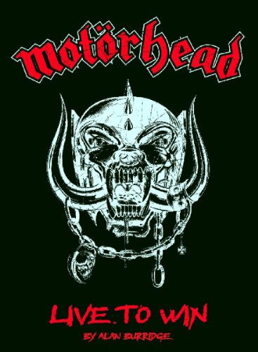9780963619389: Motorhead: Live to Win