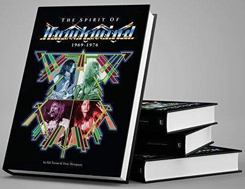 9780963619396: The Spirit of Hawkwind 1969-1976