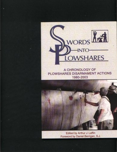 Plowshares Chronicle: Laffin, Arthur J.