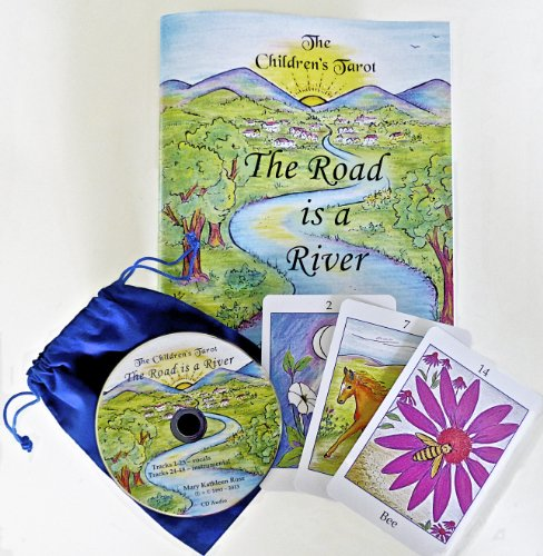 The Children's Tarot: The Road is a River