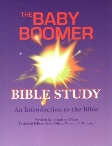 9780963627841: The Baby Boomer Bible Study