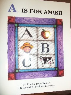 A Is for Amish: Knisely, Kim Gehman