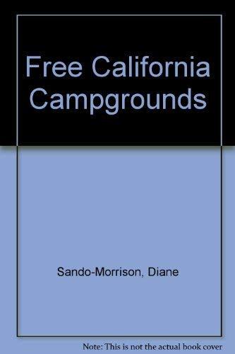Free California Campgrounds: Diane Sando-Morrison