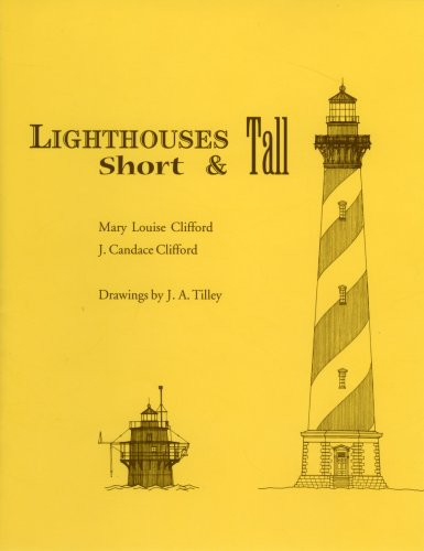 9780963641298: Lighthouses Short & Tall