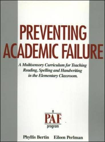 preventing academic failure