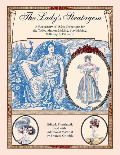 The Lady's Stratagem: A Repository of 1820s: Grimble, Frances