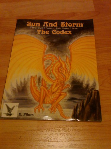 9780963655110: Sun and Storm: The Codex