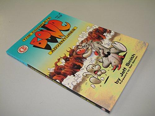 The Complete Bone Adventures: Volume 2, Issues: Smith, Jeff