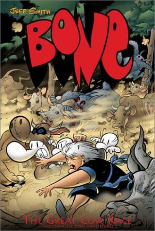 Bone: The Great Cow Race Volume #2