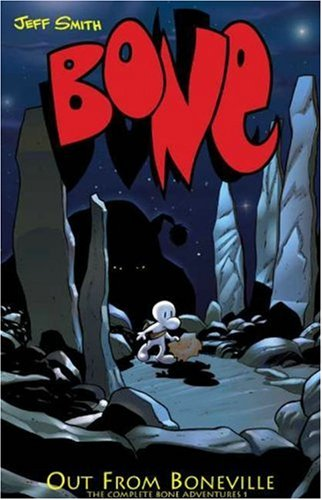9780963660992: Bone Volume 1: Out From Boneville HC