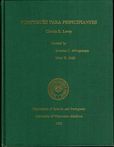 9780963661203: Portugues Para Principiantes
