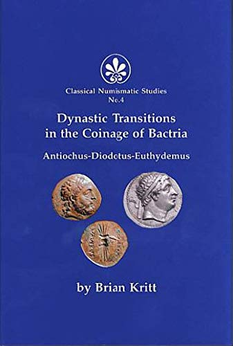 Dynastic transitions in the coinage of Bactria: