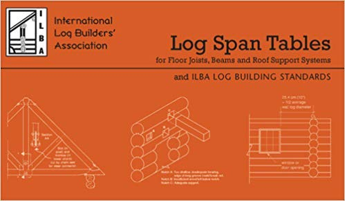 9780963690203: Log Span Tables for Floor Joists, Beams and Roof Support Systems
