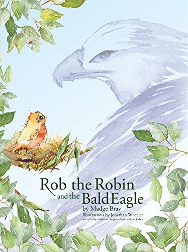 9780963700209: Rob the Robin and the Bald Eagle