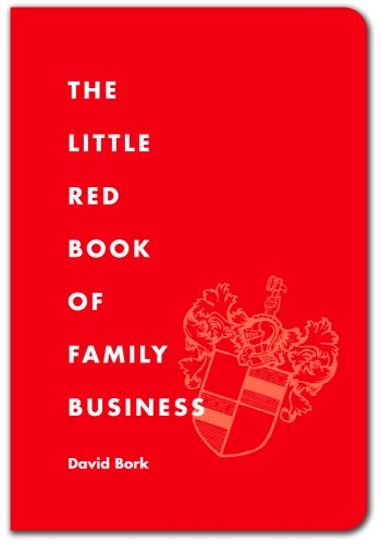 9780963702814: The Little Red Book of Family Business
