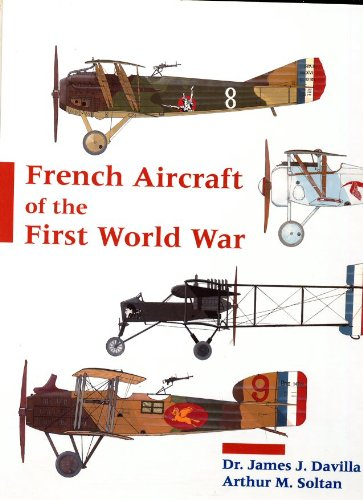 9780963711045: French aircraft of the First World War