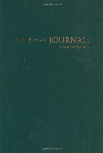 9780963713803: The 5 Year Journal