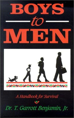 9780963717115: Boys to Men: A Handbook for Survival