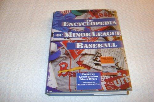 9780963718907: The Encyclopedia of Minor League Baseball