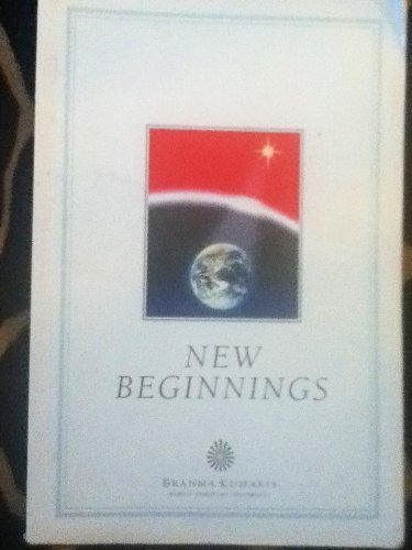 New Beginnings: Raja Yoga Meditation Course: O'Donnell, Ken