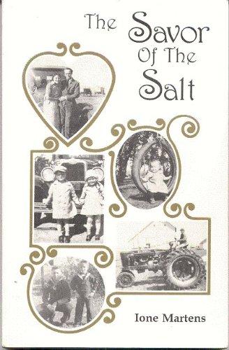 9780963751515: The Savor of the Salt