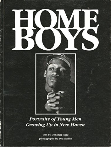 9780963772909: Homeboys: Portraits of Young Men Growing Up in New Haven