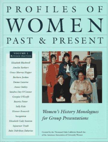 Profiles of Women Past & Present: Women's: Thousand Oaks CA