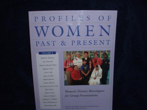 Profiles of Women Past and Present : variuos