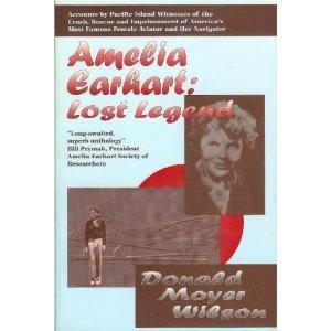 Amelia Earhart: Lost Legend