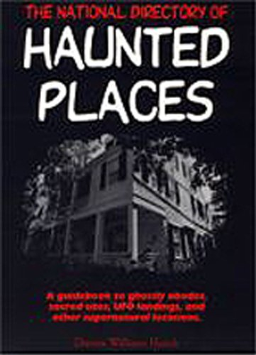 9780963791412: The National Directory of Haunted Places