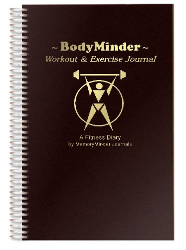 9780963796844: Bodyminder Workout & Exercise Journal