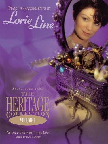9780963800039: The Heritage Collection Vol. 1 Lorie Line