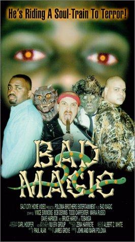 9780963811226: Bad Magic [VHS]