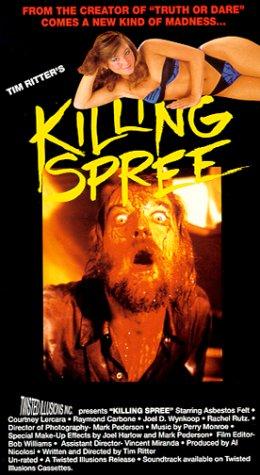9780963811233: Killing Spree [VHS]