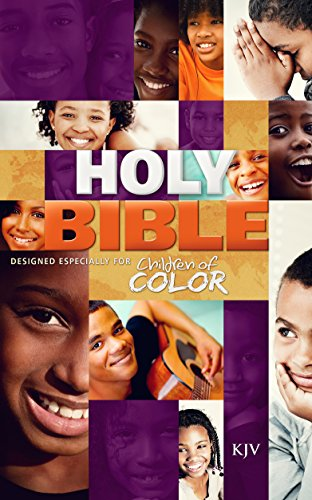Children of Color Holy Bible: Soles, Henry (Editor)