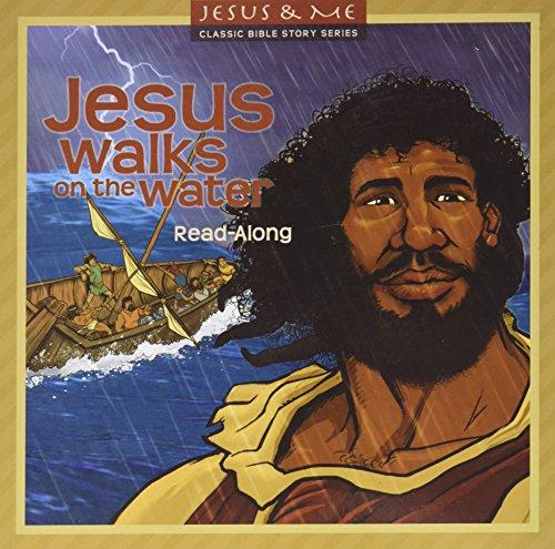 Jesus Walks on the Water : Jesus: ICB/Regina Brundidge