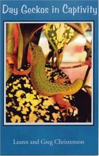 9780963813022: Day Geckos in Captivity