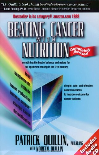 9780963837288: Beating Cancer with Nutrition