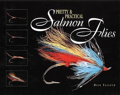 9780963838810: Pretty & Practical Salmon Flies